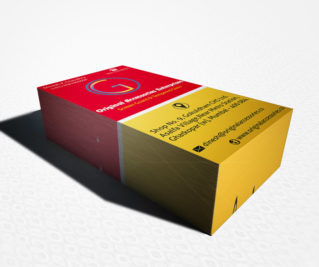 Original Accessories Business Card Image