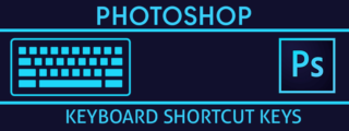 Adobe Photoshop CS5 CS6 CC Shortcut Keyboard Keys – Windows PC image