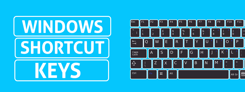 computer keyboard short cuts