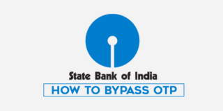 How to Bypass State Bank of India's Net Banking OTP image