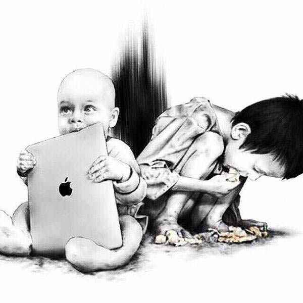 Meaning of Apple for people are changed image