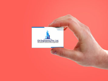 GFS Engineering Business Card Image