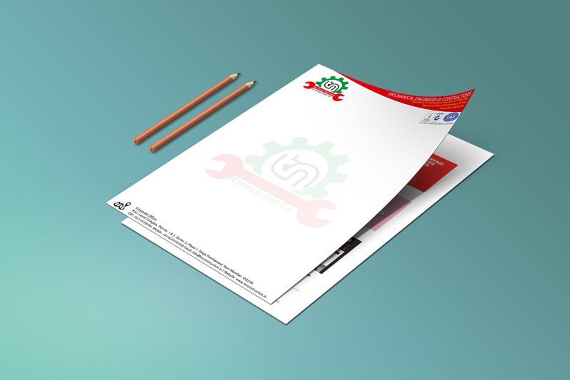 United Engineers Letterhead Image