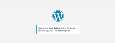Add Custom Message or Text on WordPress Login Page (Without Plugin) image