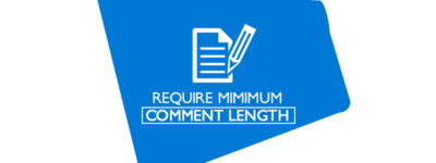 How to Require Minimum Comment Length in WordPress (Simple) ✊ image