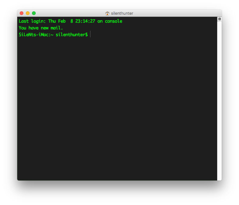 Check Python Version via Terminal